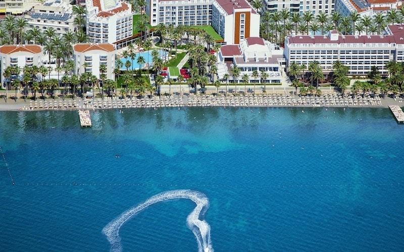 هتل Ideal Prime Beach Marmaris