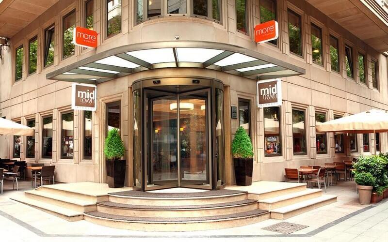 هتل Midtown Hotel Istanbul