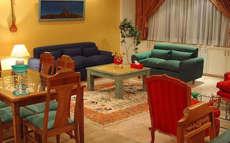 هتل آپارتمان ملل تهران