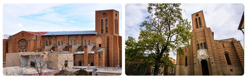 کلیسای کاتولیک ها تبریز
