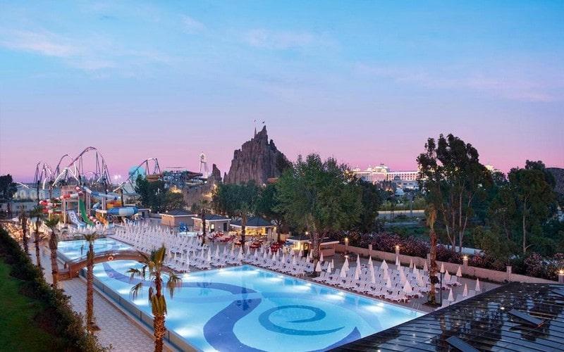 هتل Aydinbey Queen's Palace & SPA Belek Antalya