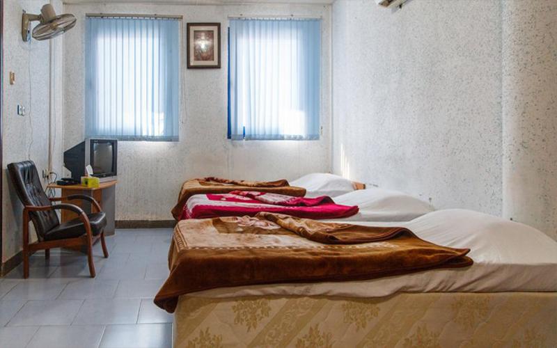 هتل آلاله ۱ قشم