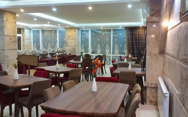 هتل آپارتمان پاتاق کرمانشاه