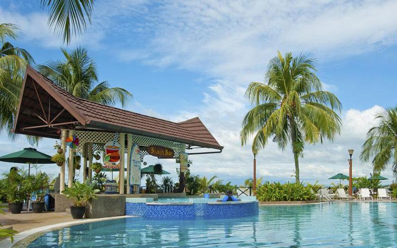 هتل Flamingo by the Beach Penang
