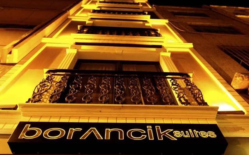 هتل Borancik Suites Istanbul