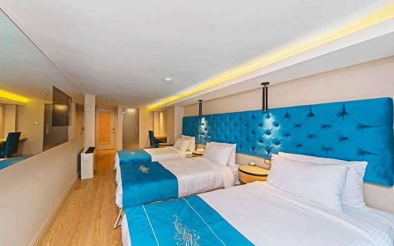 هتل History Hotel Istanbul