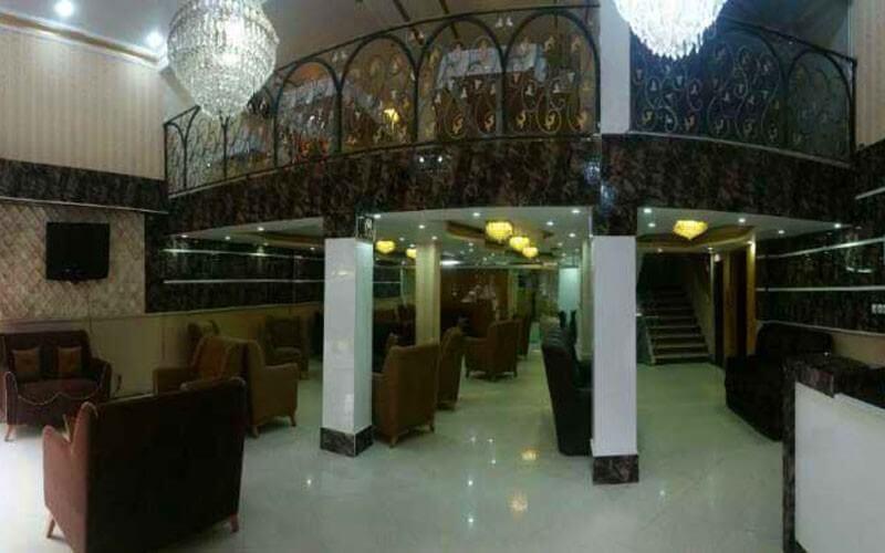 هتل سخاوت مشهد