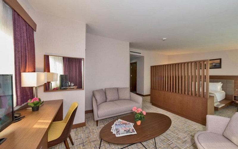 هتل Land Park Hotel Istanbul