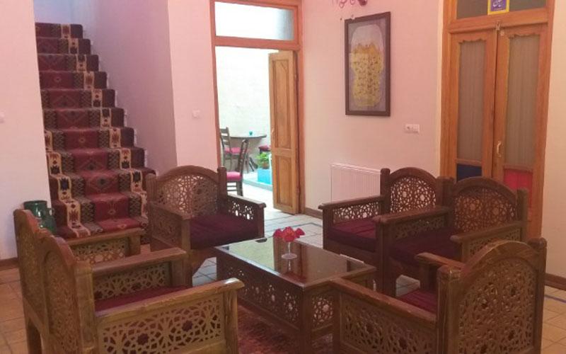 اقامتگاه بوم گردی سرای سفیر اصفهان