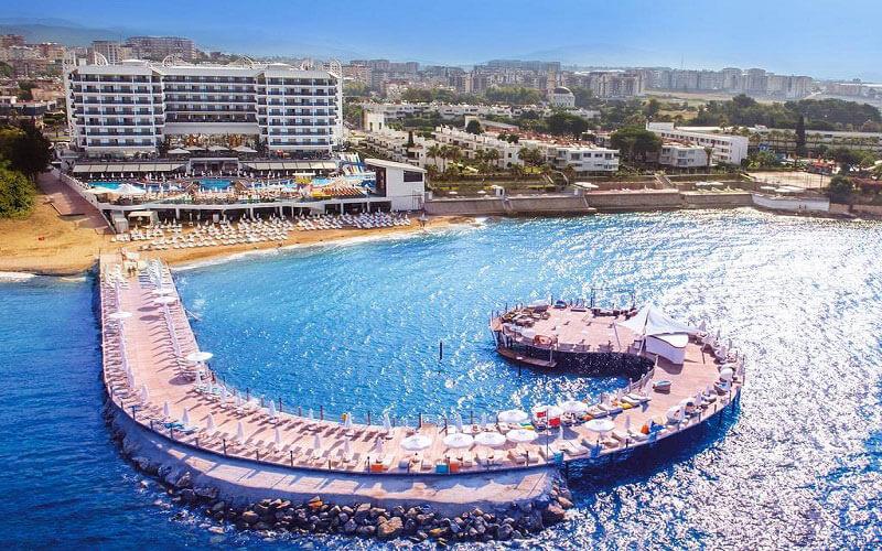 هتل آزورا دلوکس ریزوت آواسلار