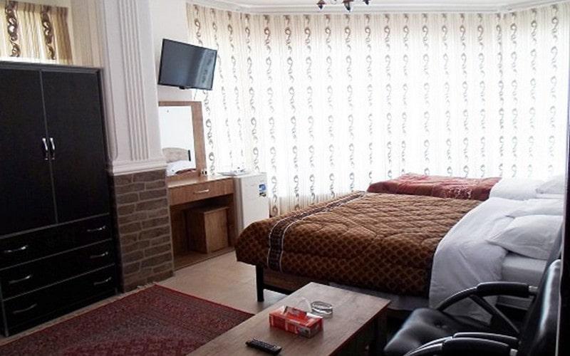 هتل افشار مهاباد
