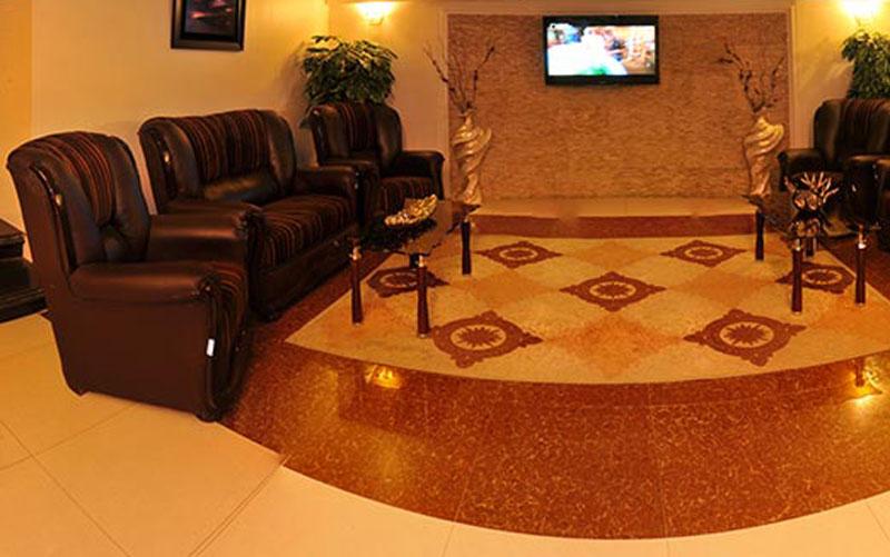 هتل عرش مشهد