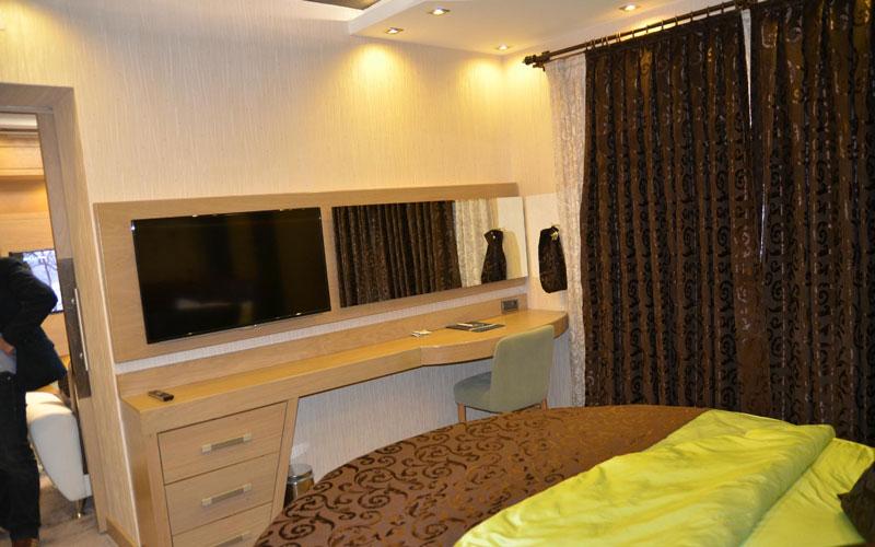هتل Grand Hotel Van