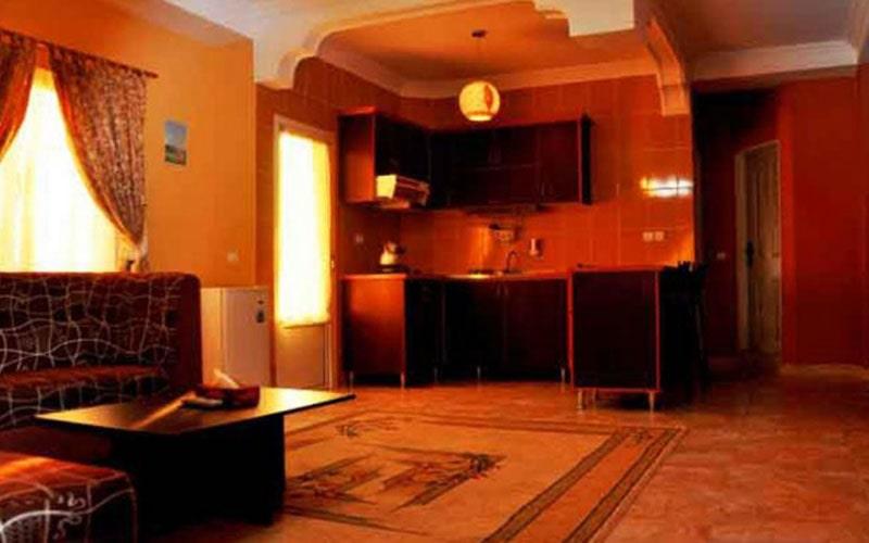 هتل آپارتمان کوشال چالوس
