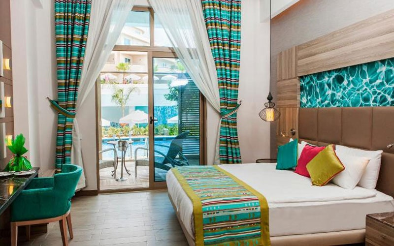هتل Long Beach Harmony Hotel Alanya
