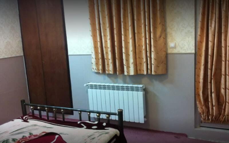 هتل آپارتمان قدس قم