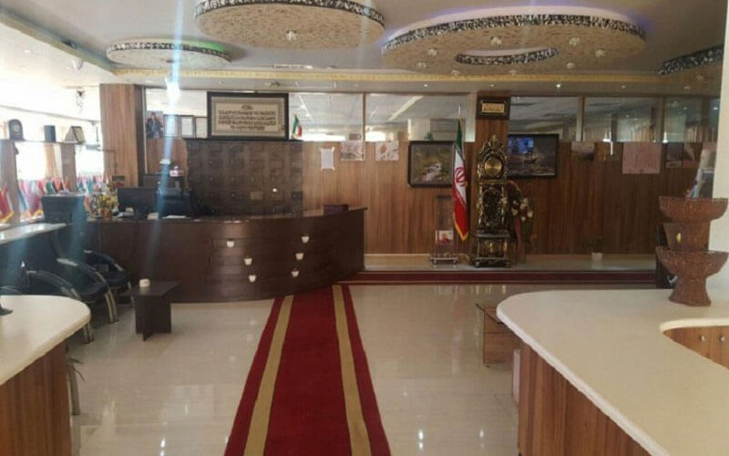 هتل ارم پاوه کرمانشاه