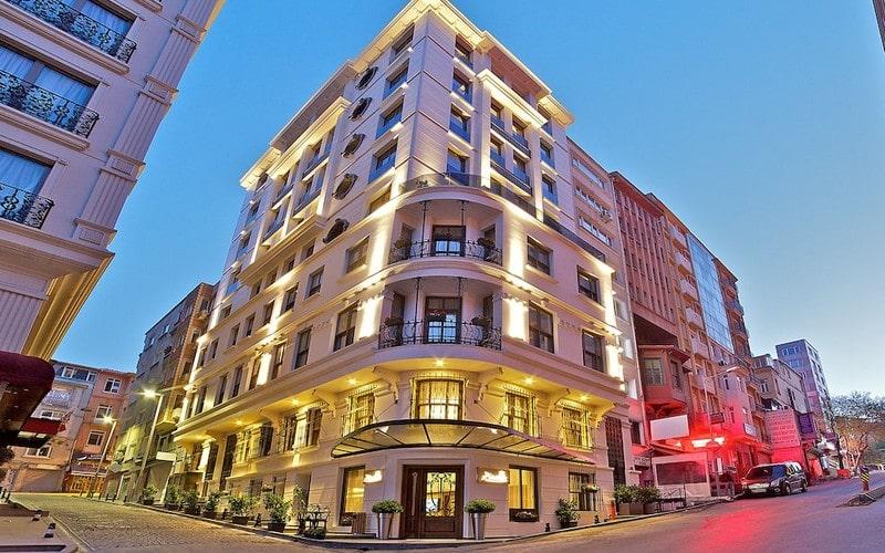 هتل Adelmar Istanbul Sisli