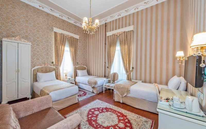 هتل Enderun Hotel Istanbul