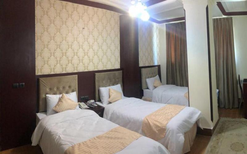 هتل عجم آزادشهر گرگان