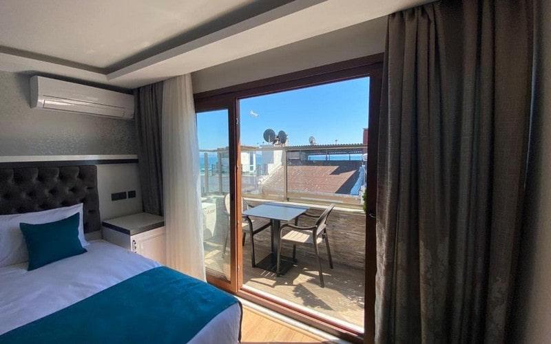 هتل Maritime Hotel Istanbul
