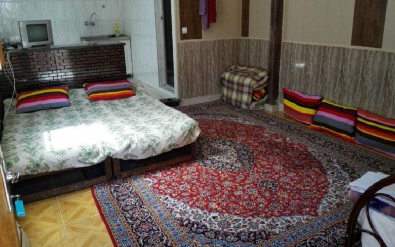 اقامتگاه سنتی قلعه الموت قزوین