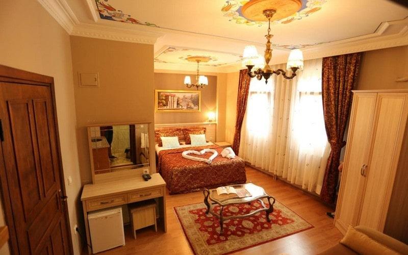 هتل Tashkonak Hotel Istanbul