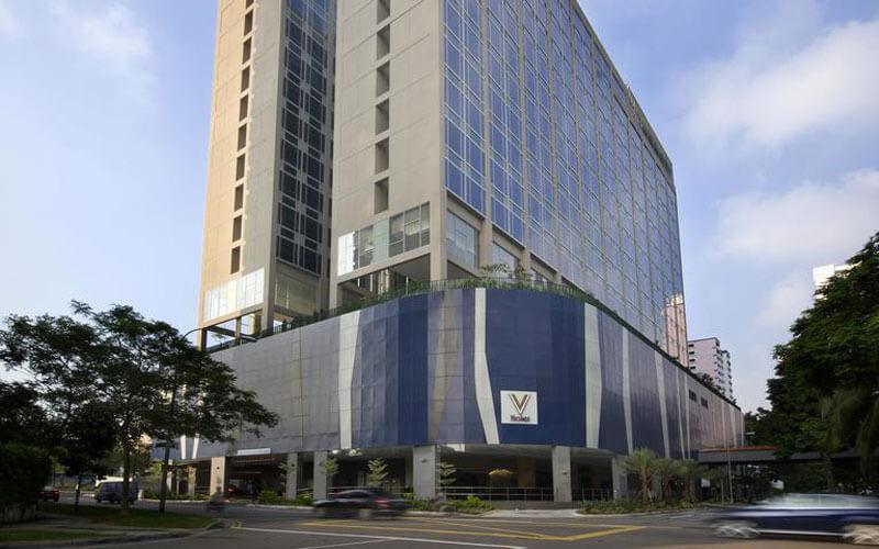 هتل وی لاوندر سنگاپور