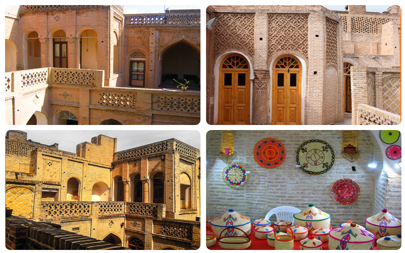خانه تاریخی سوزنگر دزفول