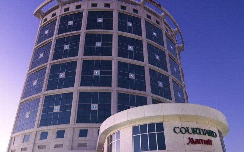 هتل Courtyard By Marriott Istanbul West