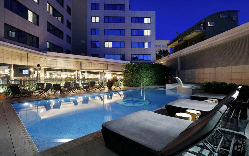 هتل اس بی ایکاریا بارسلونا