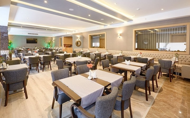هتل Kordon Hotel Cankaya Izmir