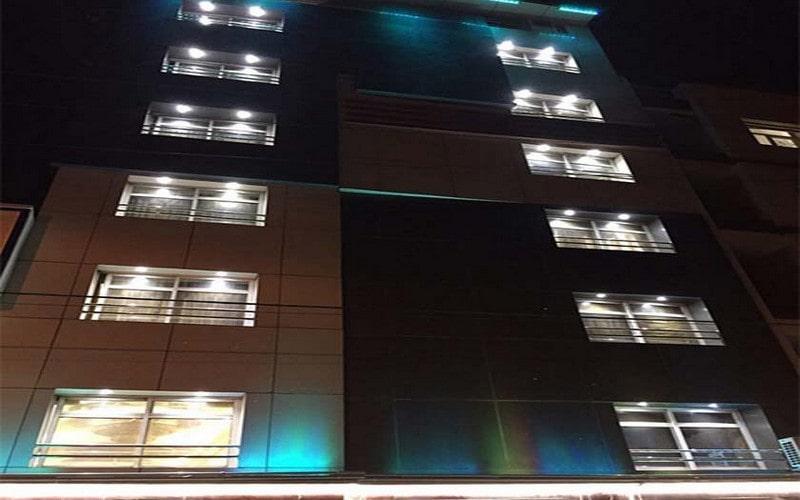 هتل آپارتمان رضوان مشهد