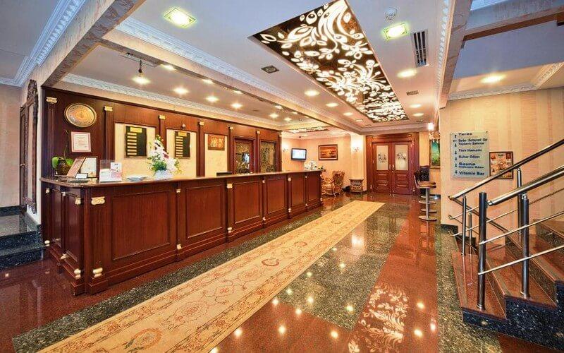 هتلThe Byzantium Suites Hotel and Spa Istanbul