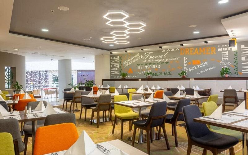 هتل Holiday Inn Moscow Sokolniki
