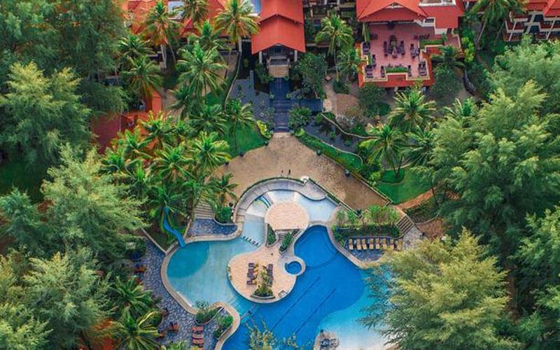 هتل Dusit Thani Laguna Phuket