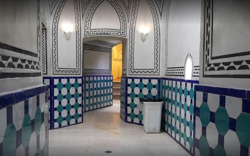 هتل کاروانسرای عباسی کوه پا نایین اصفهان