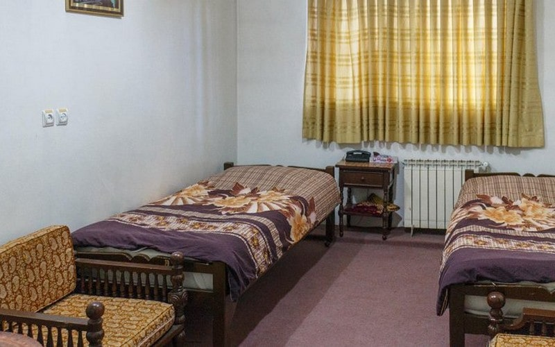 هتل سعدی اصفهان