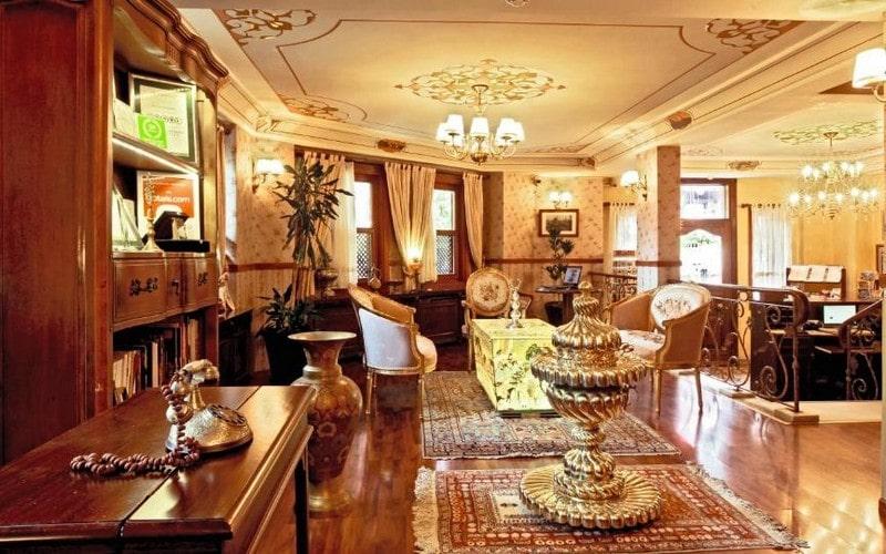هتل Dersaadet Hotel Istanbul