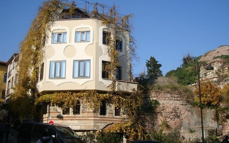 هتل Hotel Empress Zoe Istnabul
