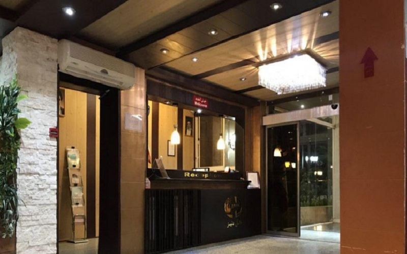 هتل دنیز بندر انزلی
