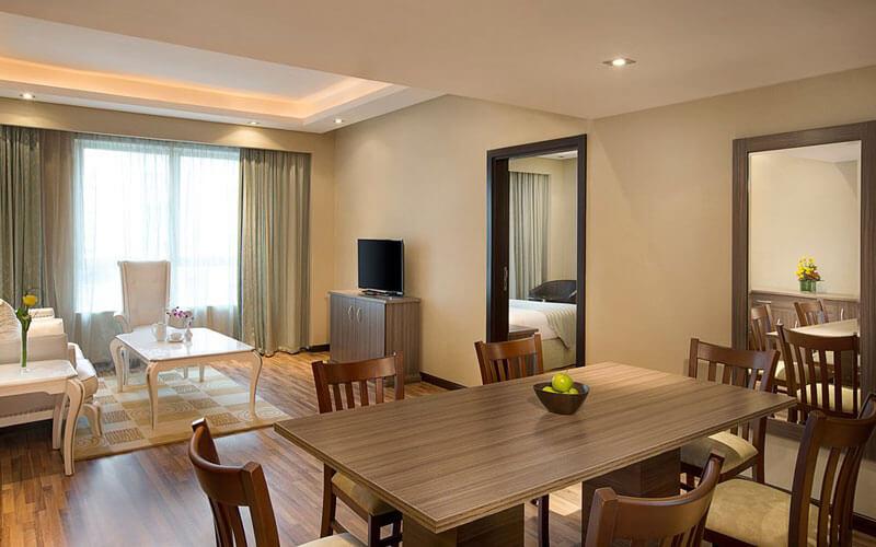 هتل نیو بلک استون دبی