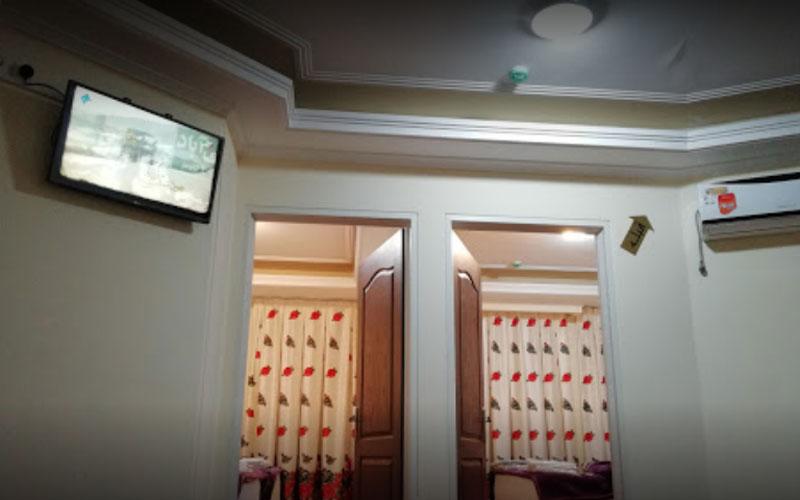 هتل آپارتمان کسری تبریز