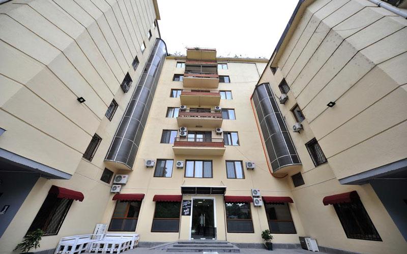 هتل بوهو تفلیس