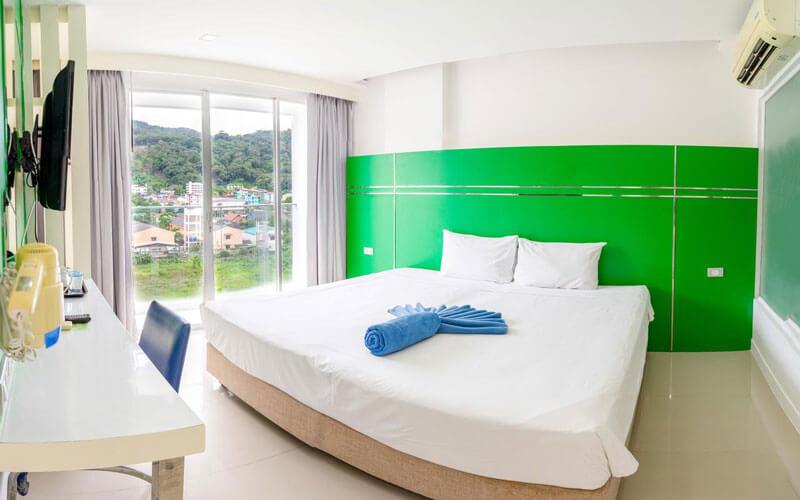 هتل پاتونگ هالیدی بای توانا گروپ پوکت