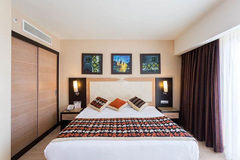 هتل لانگ بیچ ریزورت آلانیا