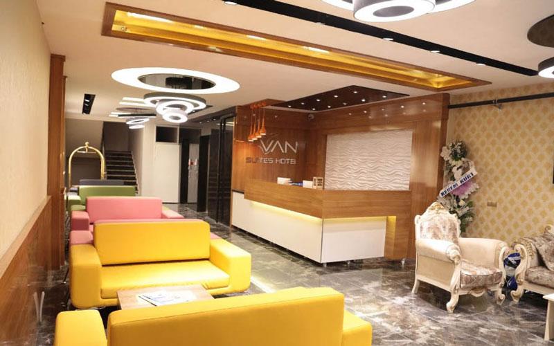 هتل Van Suietes Otel