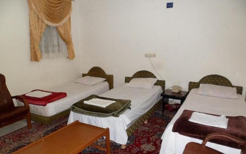 هتل فدک سیرجان