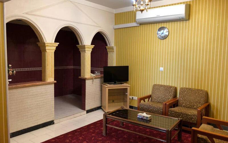 هتل آزادی (خ سمیه) تهران