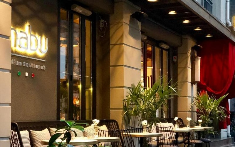 هتل Nabu Hotel Karakoy Istanbul